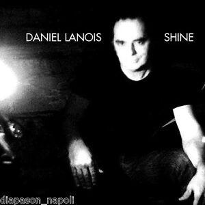 Daniel Lanois, Bono, Emmylou Harris: Shine - CD Digipack