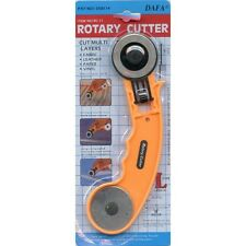 Original DAFA 45mm RC11 Rotary Cutter with Extra Blade.Cuts clothes,papers,films