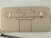 Women's Guess Nude Wallet $50 Msrp - 10% Off