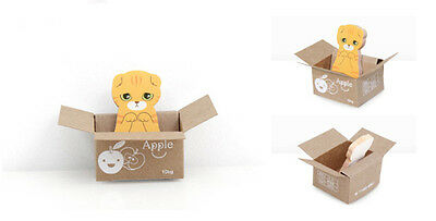 Cute Puppy Kitty House It Sticker Post It Bookmark Mark Tab Memo Sticky Notes CN