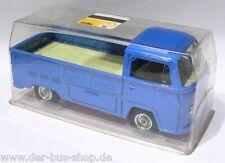 VW Bus T2 - CKO Kellermann Modell - Pritschenwagen - Blau - NEU / OVP