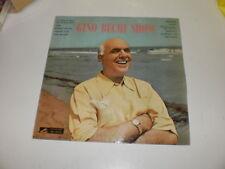 GINO BECHI  - GINO BECHI SHOW - ORIG LP LA VOCE DEL PADRONE 1961 - NM-/EX -
