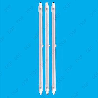 10x 400w Chauffage Halogène Remplacement Tube 242mm Feu Barre Lampe Élément
