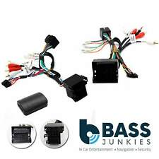 factory radio add a amp amplifier sub interface wire harness inline jvc car stereo wiring harness audi a4 1999 eonon car stereo radio steering wheel & bose amp bypass interface