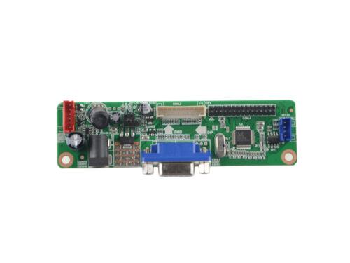 VGA LCD Controller Board Work for LTN141X8-L00 LTN141X8-L01 LCD Panel