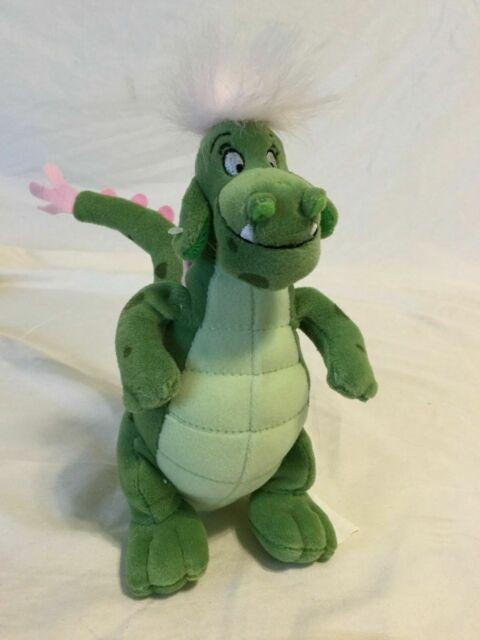 "Free Ship MWT Disney Store beanbag plush 8/"" ELLIOT from PETE/'S DRAGON w//Tag NEW"