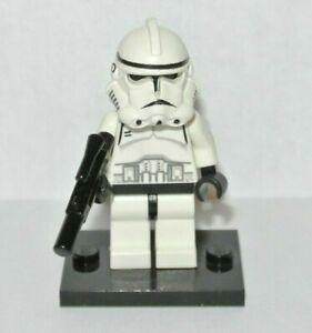 Lego® Star Wars Minifigur Clone Trooper Commander 7261