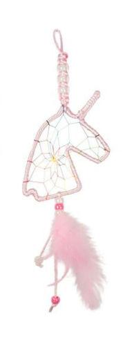 Trendhaus Einhorn magischer Traumfänger pink lila rosa Glücksbringer