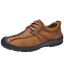 Men-Leather-Breathable-Shoes-Lace-up-Outdoor-Casual-Moccasin-Driving-Oxfords-NEW thumbnail 14