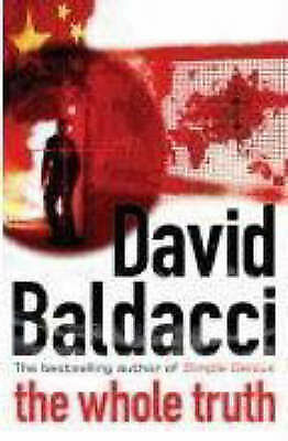 1 of 1 - The Whole Truth by David Baldacci