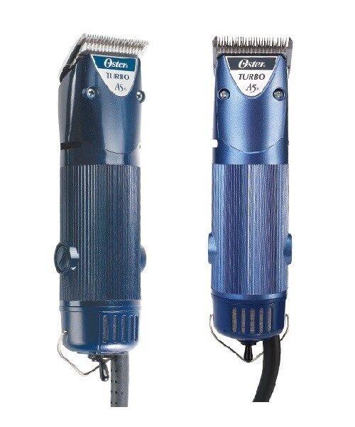 Turbo A5 Singolo & 2 Speed Tosatrici per Cani Alta Potenza pro Toelettatura