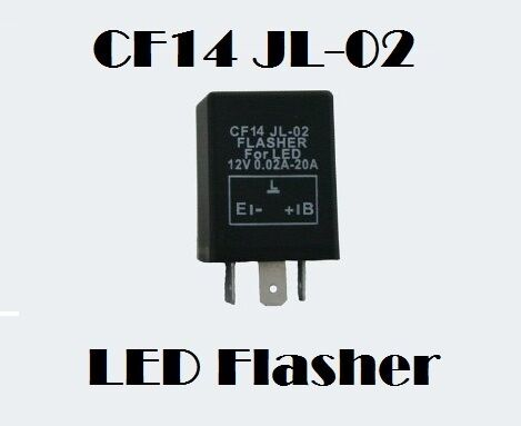 CF-14 3 pin Relay for LED turn signal