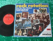 LP ROCK ROTATION (Polydor Sampler mit Beatles)