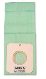 Mirka-papier-staubfilter-10-piezas-paquete-para-lijadora-y-excentrica-con-Eigen