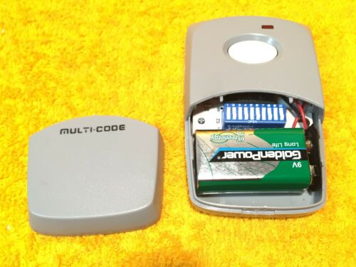 **NEW** LINEAR 3089 DIGITAL GARAGE TRANSMITTER INSTALL ANY CODE IN DIP SWITCHES
