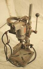 Craftsman 33525926 Portable Drill Press W Power House 38 Drill Mcgraw Edison