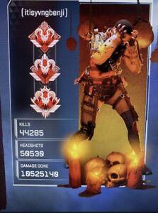 Apex-Legends-20-Kill-Badge-4k-Damage-Badge-Any-Legend-PS4-Cheap