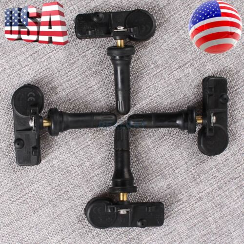 4pcs New TPMS Tire Pressure Sensor for Chrysler Jeep Dodge 56029398AB 68241067AB