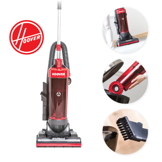 Hoover Wr71wr01 Whirlwind Bagless Upright Vacuum Cleaner