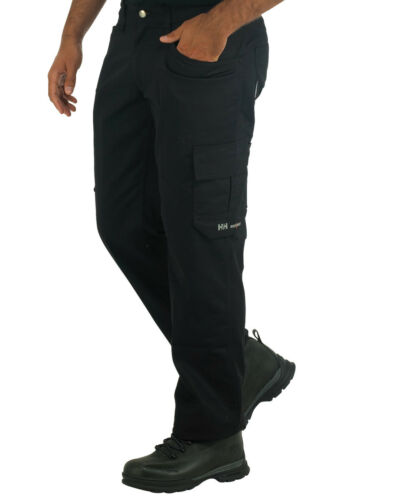 "Workwear Service Pants  30/"" to 42/"" Helly Hansen Durham Adjustable Hem trousers"