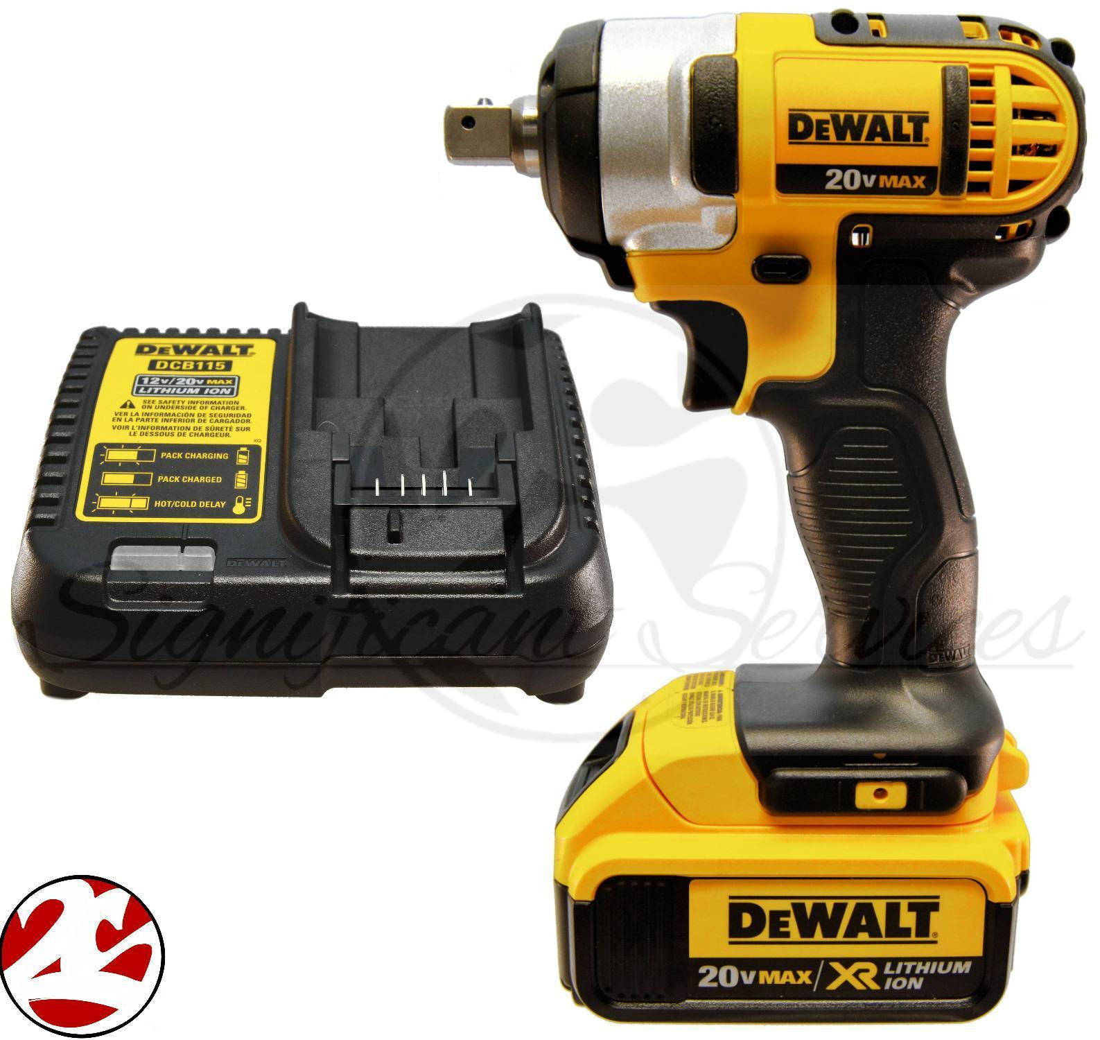 NEW DeWALT DCF880 DCF880B 20V 20 Volt MAX Cordless Drill 1/2