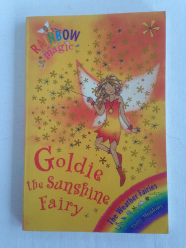 1 of 1 - Goldie the Sunshine Fairy: The Weather Fairies - Rainbow Magic - Paperback