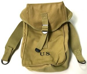 WWII-US-GP-AMMO-EQUIPMENT-CARRY-BAG-OD-3