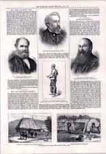 1876 Sir James Falshaw Red Cross Knight Ivanitza Serbian Army Bakery