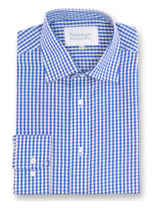Paradigm® Pure Cotton Non-Iron Formal Shirt Royal - 20  SRP