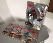 Tiger Electronics Sega R-ZONE Console # ROAD RASH 3 bundle+ 4 SEALED GAMES