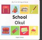 My First Bilingual Book - School - English-urdu by Milet (Board book, 2014)