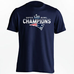 New-England-Patriots-Shirt-2019-Super-Bowl-LIII-Champions-T-Shirt-S-to-5XL
