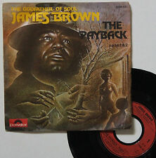 "Vinyle 45T James Brown  ""The payback"""