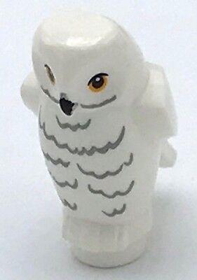Lego Dark Bluish Gray Owl Small Angular Features