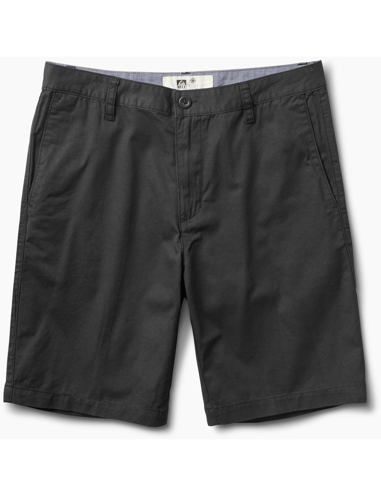 Reef passando 4 Pantaloncini In In In Nero 326805