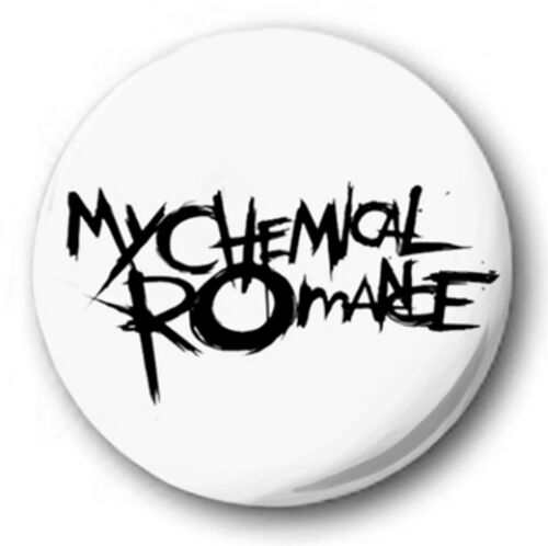 """MY CHEMICAL ROMANCE Gerard Way - 1/"""" // 25mm Button Badge Various Designs"""