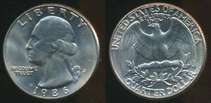 United-States-1986-D-Quarter-1-4-Dollar-Washington-Uncirculated