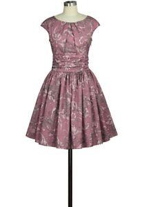 CSTD 82904 Damen Kleid Rockabilly 50er 60er Vintage Retro ...