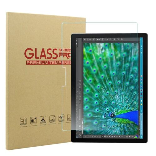 Tempered Glass Screen Protector for Microsoft Surface Book High Definition Glass