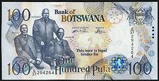Botswana 100 Pula 2005 Pick 29b (1)