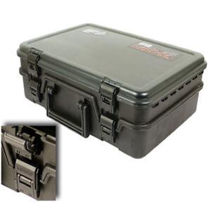 MEIHO-Angelgeraetebox-Angelbox-Angelkoffer-Kiste-Klappbox-Koederbox-doppel-Box