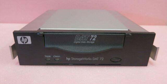HP Q1522A 333747-001 StorageWorks DAT72i 36GB/72GB DDS-5 SCSI 68P Tape Drive