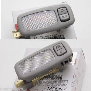Genuine Sun visor inner Vanity Lamp Both Side 2Pcs For Kia Optima ... 99374a752cd