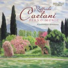 Allessandra Ammara - Caetani: Piano Music