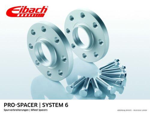Eibach ensanchamiento sistema 40mm 6 Abarth 124 Spider 348 /_, NF, a partir de 03.16