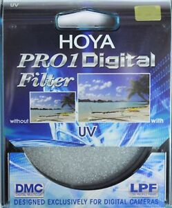 Hoya-77mm-PRO1-Digital-UV-Filter-PRO-1D-DMC-LPF-New-Sealed-amp-Unopened