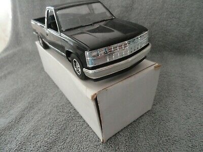 1988 Chevrolet Silverado C-1500 Dealer Promo Model #6262EO NOS Saber Black