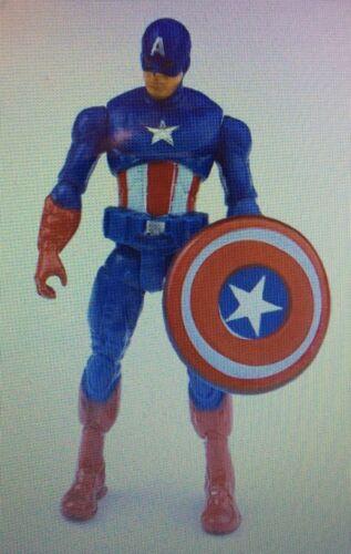Captain America Avengers Figurine Cake Topper Super Héros