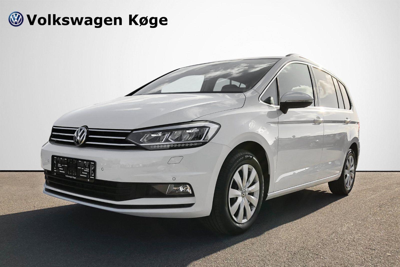 VW Touran 1,4 TSi 150 Comfortline DSG BMT 5d - 339.900 kr.