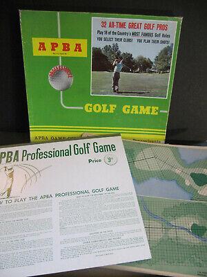 24++ Apba golf courses real names info
